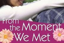 From the Moment we Met / St. Helena Vineyard series ~ OUT NOW!  After years of designing her family's grand wineries (and a few not-so-grand closets on the side), Abby DeLuca knows she has what it takes to be an award-winning interior designer. Newly single, Abby lands the career opportunity of a lifetime and refuses to let anything—or anyone—stand in her way. And that includes St. Helena's most irresistible contractor, the man who makes her melt every time she sees him—even though he shattered her heart years ago.
