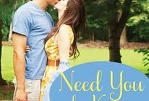 Need You For Keeps / Heroes of St. Helena series~ Coming March 2015! When it comes to caring for the furry residents of St. Helena, pet rescuer Shay Michaels can handle anything. Humans are another story, though—especially Deputy Jonah Baudouin. He's the town's resident superhero: upright, uptight, and jaw-droppingly gorgeous, even when he's investigating complaints about Shay's beloved foster animals. And that spells danger for Shay, a free spirit who can't risk trusting the wrong person again