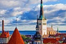 Capitales Balticas - TALLIN (Estonia)