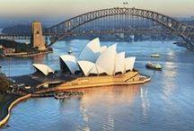 Australia / Travel ideas for visiting Australia