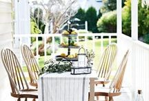 Country Style – Decorating / Decorating ideas for the home to inspire and delight