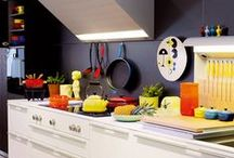Beautiful Kitchens / In collaboration with Elle Decoration South Africa, we share these contemporary kitchen designs.