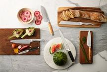 Le Creuset Knives / Introducing the new Knives from Le Creuset.