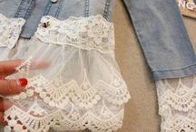 Vestiti Scarpe restaurati/ clothes shoes restored