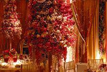 Floral decorations/addobbi floreali