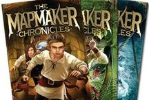The Mapmaker Chronicles / Reviews, activities and updates for the children's trilogy The Mapmaker Chronicles by A L. Tait, for readers 9+