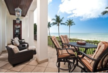 NAPLES DECKS AND PATIOS / Decks and patios on properties in sunny Naples Florida  / by Naples Realtor - Joe Epifanio