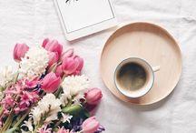 Wake up / Il risveglio, quella piacevole sensazione di assaporare il nuovo giorno, quando tutto deve ancora avvenire e tutto sembra possibile. Immaginare, pianificare, progettare sorseggiando una tazza di tè...