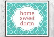 Home Sweet Dorm / by The University of Findlay