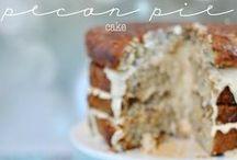 FOOD--CAKES / by Lynn LaGrone