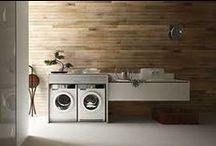 Lavaderos de diseño. / El sector de lavado no puede ser olvidado porque es un ambiente muy importante donde todo se tiene que encontrar en su lugar para poder sentirte a gusto.La decoración es necesaria solo necesitas algunos detalles y colores inspiradores para crear un espacio lleno de vida.El lavadero se puede encontrar en cualquier sector de la casa no necesitas contar con una gran habitación para esta estancia porque se puede encontrar en cualquier rincón de tu hogar.