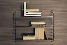 Estanterias de despachos. / Una pieza fundamental en todo despacho que se precie son las estanterías, que también ofrecen grandes ideas para decorar esta zona de la casa. Y es que son muchas las opciones donde elegir.