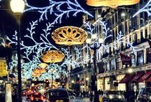 Holidays Around the World / We all celebrate holidays. Some more than others, but always in our own ways. / by Pamela