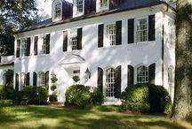 Inspirational houses American.