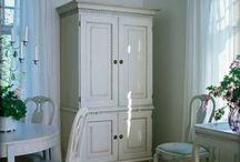 Gustavian Style ideas.