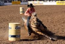 RODEO--Barrel Racing / by Lynn LaGrone