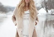 Herfst en winter kleding