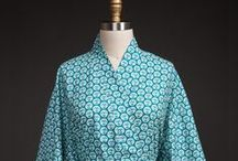 Telegraph Hill Robes / Our line of luxury bathrobes and spa wraps is sure to inspire relaxation.