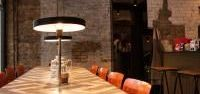 Bert & May interior projects / Bar & cafe design and interiors by Bert & May. (John Salt Bar and The Association by London Coffee Project)