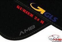 Rzeczy do kupienia / AMB Dywaniki producent dywaników welurowych