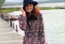 Vintage Laura Ashley, What we wore way back when. / A trip down memory lane, clothes and styles I've worn or remember.