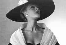 Fashion 1950s.