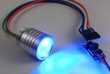 LEDs / LEDs, beautiful LEDs.