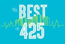 Best of 425 - 2015 / You voted for them, and here they are: the stars of our Best of 425. From your favorite local band to where you like to bank, Eastside residents told us their favorite places to eat, play, stay and more and Moss Adams helped us with the tallying. Congratulations to all who made this coveted reader-generated list!
