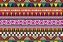 Pattern - Aztec