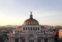 Palacio de Bellas Artes - CD. DE MEX