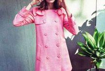 60s fashion / jaren 60, 1960, 60s, 60s fashion, jaren 60 kleding.
