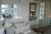Country Cottage, Decor ideas.