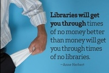 Library quotes, sayings, and memes / Our favorite library quotes.