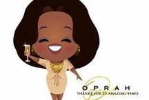 "OPRAH / Her life is a ""dream come true."" / by PHYLLIS J"