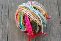 Yarn / Things to make with yarn