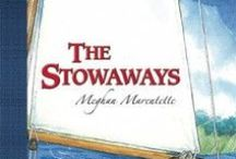 The Stowaways reviews / Reviews of Meghan Marentette's debut novel for children aged 6-12.
