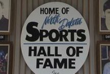 ND Sports Hall of Fame / The NDSHF honors and recognizes those individuals who have played a major role in the growth and development of sports in the State of North Dakota, and to further promote sports and sportsmanship to the public of North Dakota by so honoring those individuals who have made outstanding contributions in sports.