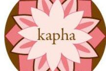 March: Kapha Dosha