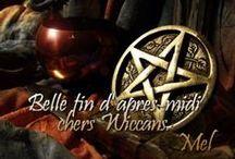 mes création wicca