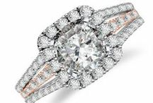 VOGUE most popular diamond rings / Gorgeous diamond rings don't need to cost a fortune. Here are 50 dream worthy sparklers you won't believe. Honestly, you may need to sit down for this.