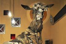 Arte de Rua / by Marte é para os fracos