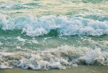Oceanic dreams / Beaches, ocean, sea