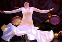 Mystic traditions / yoga, sufism, christian mystics: all searching for unity with the divine