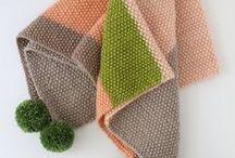 DIY blanquets / Mantitas DIY tejidas o ganchilladas que son un amor <3
