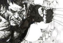 Comics | Ink
