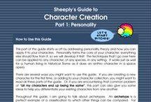 Writing | Character
