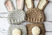 Knit and crochet / #knit  #crochet  #yarn