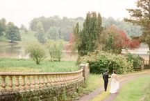 Theme: Jane Austen Wedding / by The Blushing Blog