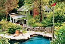 Dream retreat / There's no place like home, unless I can trade it for a place like this.