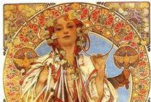 Art Nouveau + Something